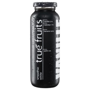 True Fruits Smoothie white 250ml