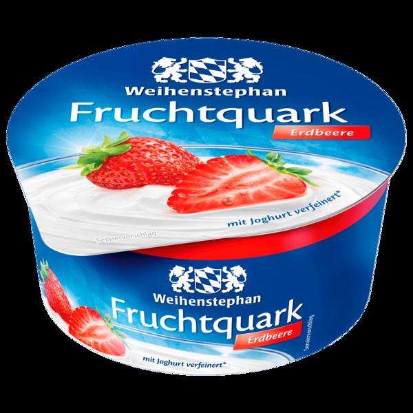 Weihenstephan Fruchtquark Erdbeere 150g