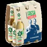 Gründel's Fresh alkoholfrei 6x0,33l
