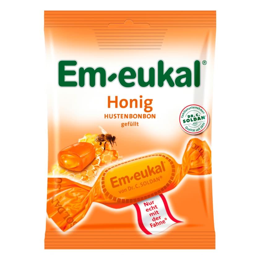 Em-eukal Hustenbonbons Honig gefüllt zuckerhaltig 75g