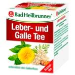 Bad Heilbrunner Leber und Gallen-Tee 8 Stück