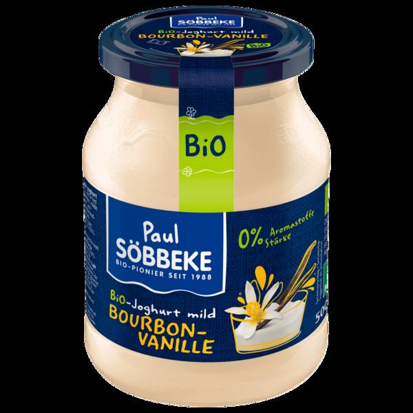 Söbbeke Joghurt Vanille Bio 3,8% 500g