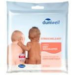 Duniwell Einmal Baby-Waschlappen 40 Stück