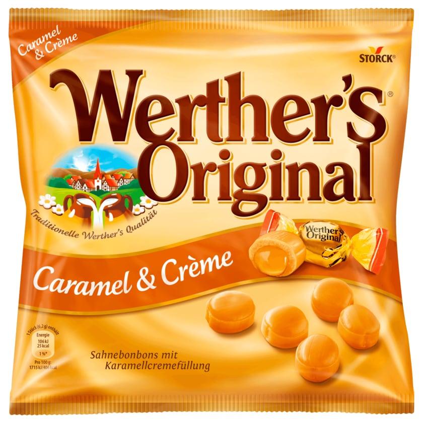 Storck Werther's Original Caramel und Creme 225g