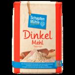 Schapfen Mühle Dinkelmehl 1kg