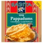 Sabita Pappadums 200g