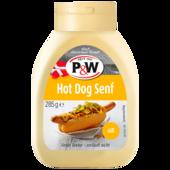 P&W Hot-Dog-Senf 285g