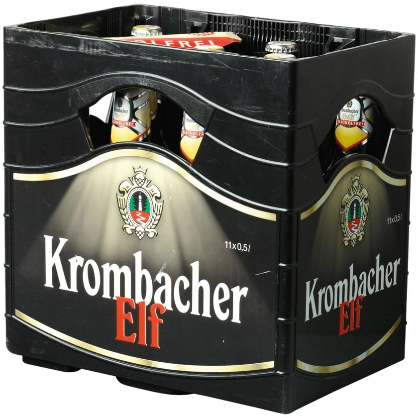 Krombacher Radler alkoholfrei 11x0,5l