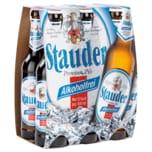 Stauder Pils alkoholfrei 6x0,33l