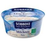 Söbbeke Bio Milchreis Natur 150g