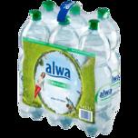 Alwa Mineralwasser Medium 6x1,5l