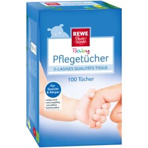 REWE Beste Wahl Babypflegetücher 100 Stück