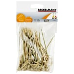Fackelmann Bambussticks 10cm 50 Stück