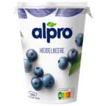 Alpro Soja-Joghurtalternative Heidelbeere vegan 500g