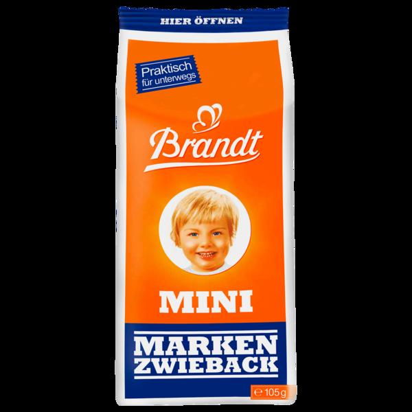 Brandt Mini-Zwieback Klassik 105g