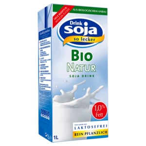 Drink Soja Bio-Drink Natur 1l