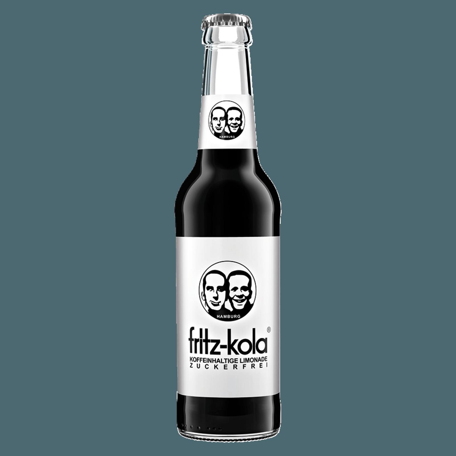 Fritz-kola zuckerfrei 0,33l bei REWE online bestellen!