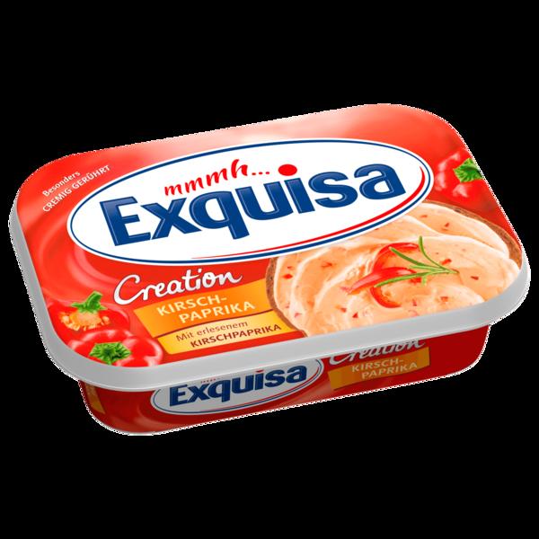 Exquisa Frischkäse à la Griechischer Salat 175g