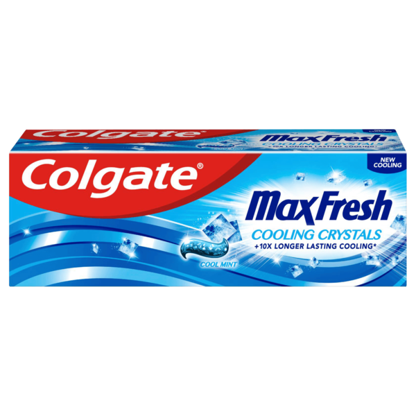 Colgate Zahnpasta Max Fresh Cooling Crystals 20ml