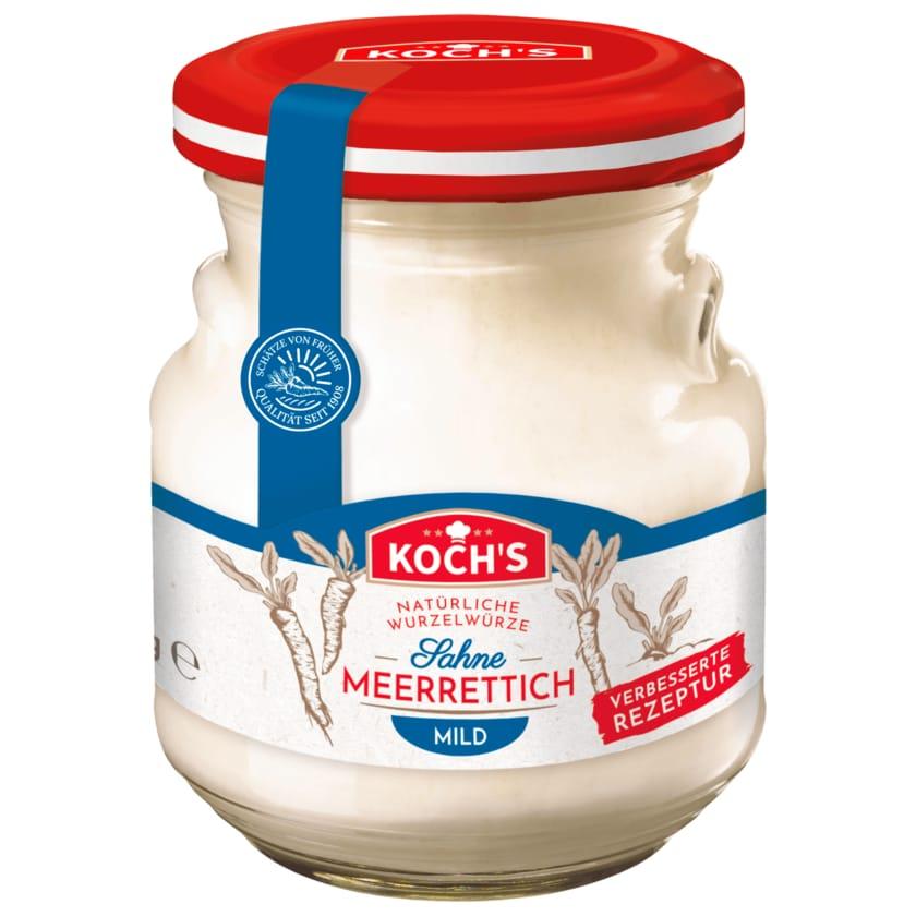 Koch's Sahnemeerrettich 240g