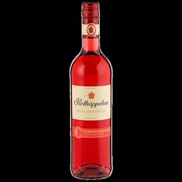 Rotkäppchen Rosé Dornfelder halbtrocken 0,75l