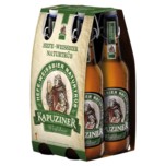 Kapuziner Weißbier 4x0,5l