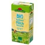 Schwarzwaldmilch Bio H-Milch 1,5% 1l