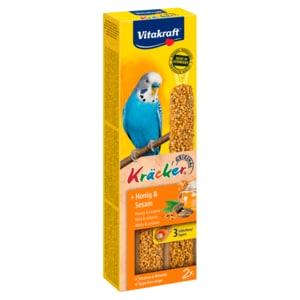 Vitakraft Kräcker Honig-Sesam Sittich 2 Stück
