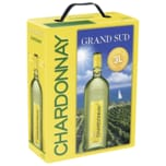 Grand Sud Weißwein Chardonnay Doc trocken 3l