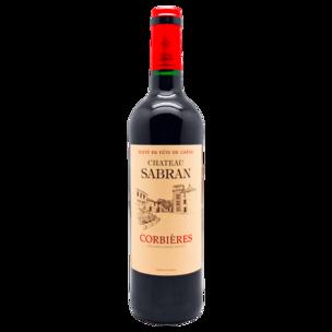 Château Sabran Rotwein Corbières trocken 0,75l