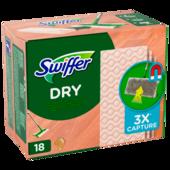 Swiffer Wischtücher für Holzböden 18 Stück