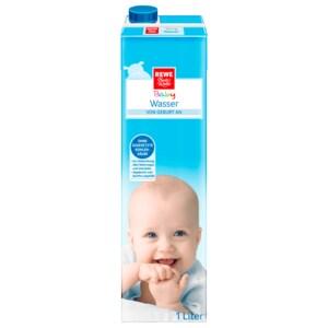 REWE Beste Wahl Baby Wasser 1l