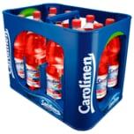 Carolinen Schorle Rot 12x1l