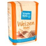 Schapfen Mühle Weizen Mehl Type 1050 1kg