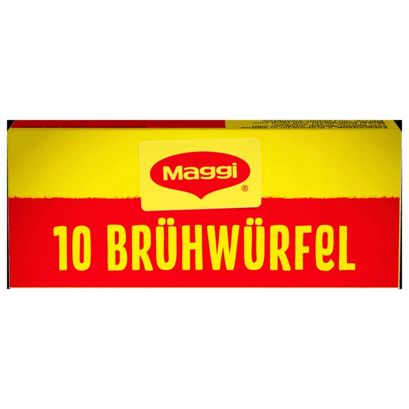 Maggi Brühwürfel 40g für 10x0,25l