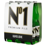 Welde No. 1 Premium Pils 6x0,33l