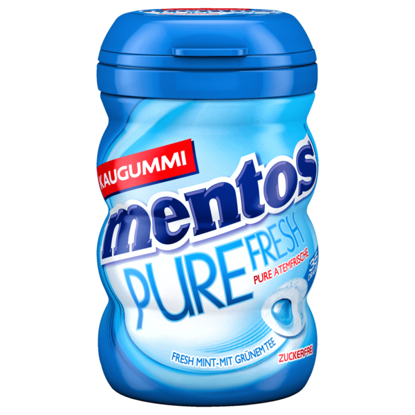 Mentos Gum Pure Fresh Mint 35 Stück