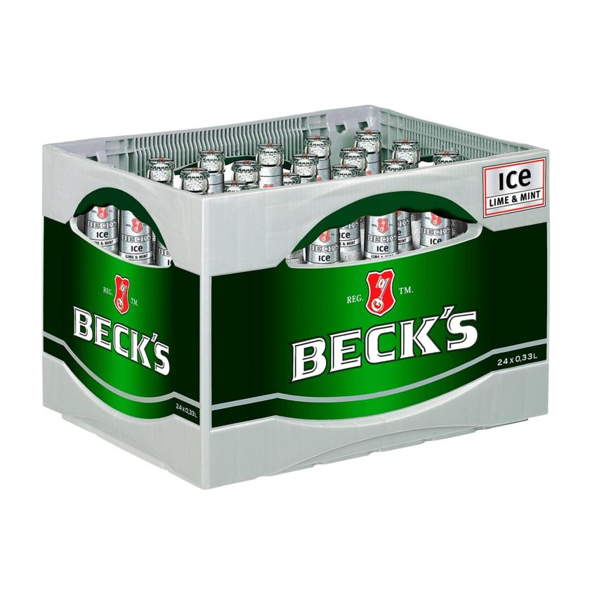 Beck's Ice 24x0,33l