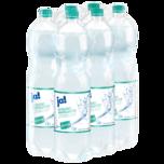 ja! Mineralwasser Medium 6x1,5l