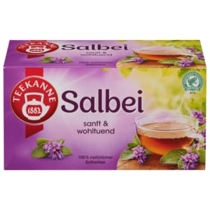 Teekanne Salbei 30g, 20 Beutel