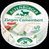 Der Grüne Altenburger Ziegen-Camembert 200g