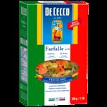 De Cecco Farfalle Tricolore 500g