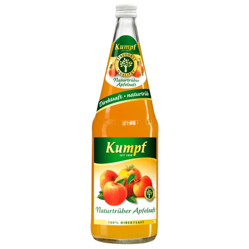 Kumpf Naturtrüber Apfelsaft 1l