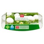 REWE Beste Wahl Eier Freilandhaltung 10 Stück