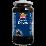 Ibero Schwarze Oliven entsteint 450g