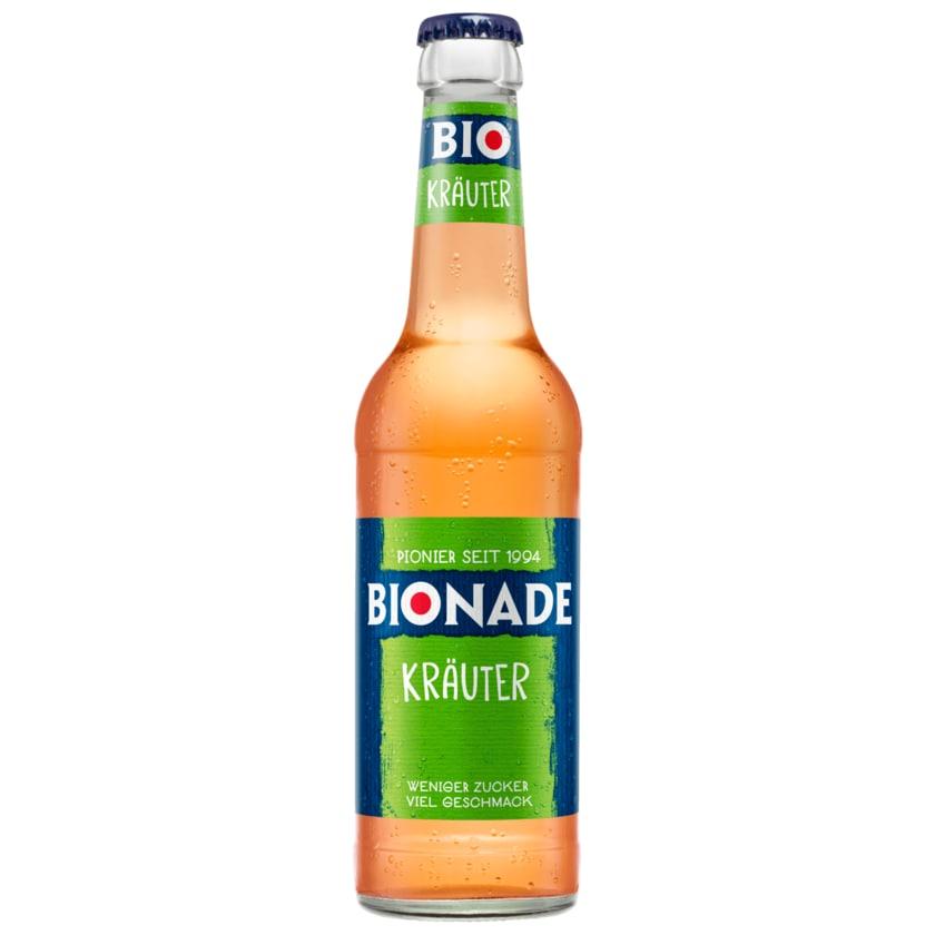 Bionade Kräuter 0,33l