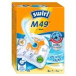 Swirl Staubsaugerbeutel M 49 MicroPor Plus 4 Stück