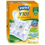 Swirl Staubsaugerbeutel Y 101 MicroPor Plus 4 Stück