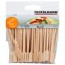 Fackelmann Fingerfoodsticks 9cm Bambus 100 Stück