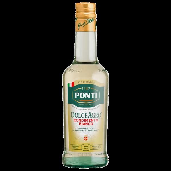 Ponti Condimento Balsamico Bianco 500ml